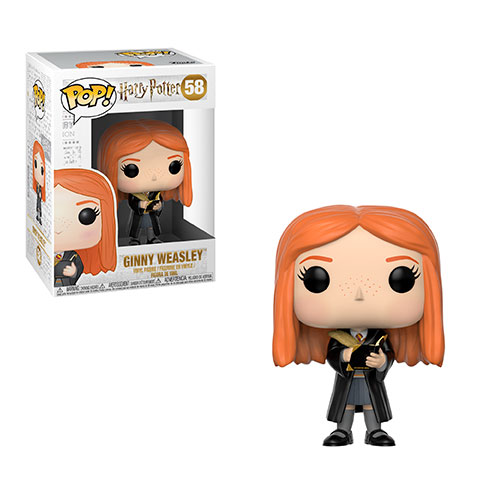 Pop! Ginny Weasley avec journal de Tom Jedusor - Harry Potter N°58