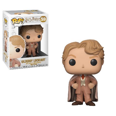 Pop! Gilderoy Lockhart - Harry Potter N°59