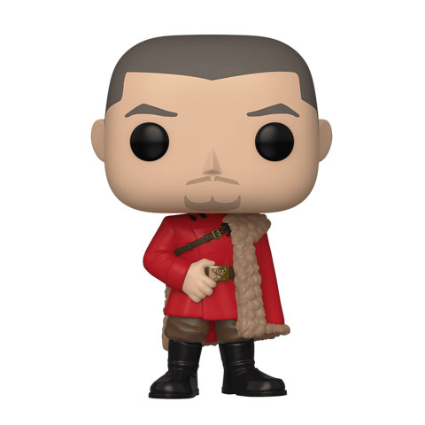 Pop! Viktor Krum bal de Yule - Harry Potter N°89