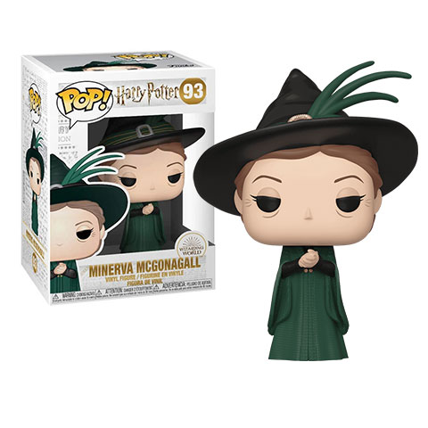 Pop! Minerva McGonagall bal de Yule - Harry Potter N°93