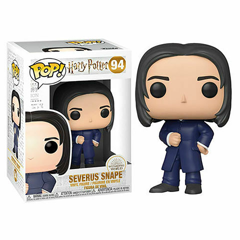 Pop! Severus Rogue bal de Yule - Harry Potter N°94