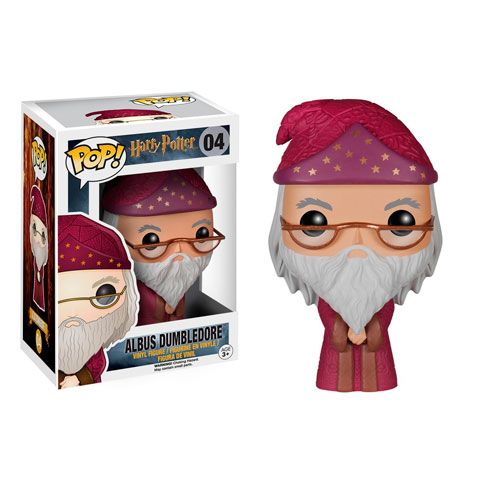 Pop! Albus Dumbledore - Harry Potter N°4