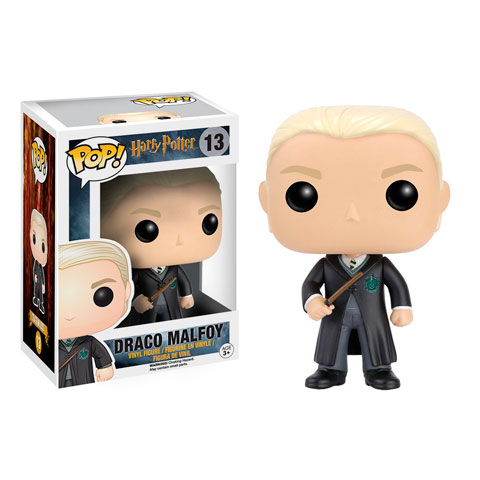 Pop! Drago Malefoy - Harry Potter N°13