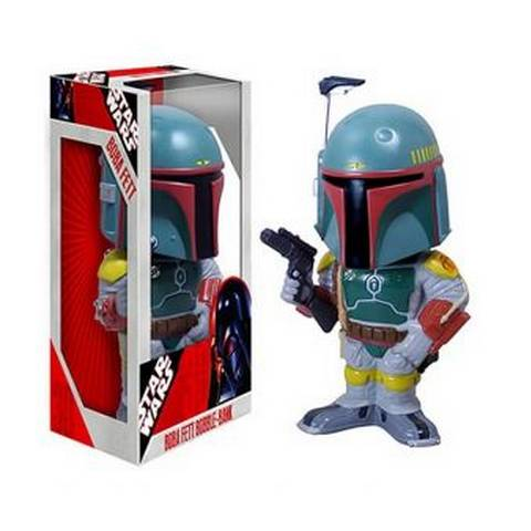 Star Wars - XL Bobble Bank - Boba Fett