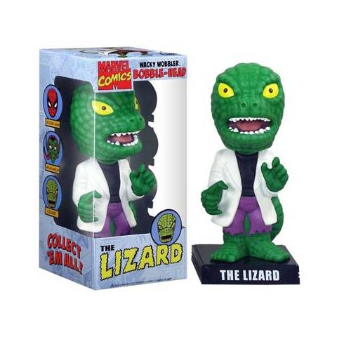 Marvel - Bobble Head - Lizard