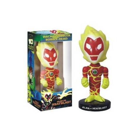 Ben 10 - Bobble Head - Heat Blast
