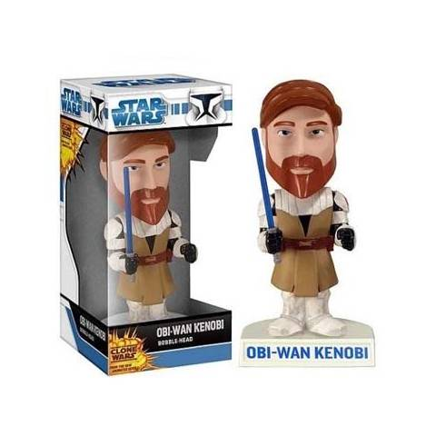 Star Wars - Bobble Head - Obi-Wan Kenobi