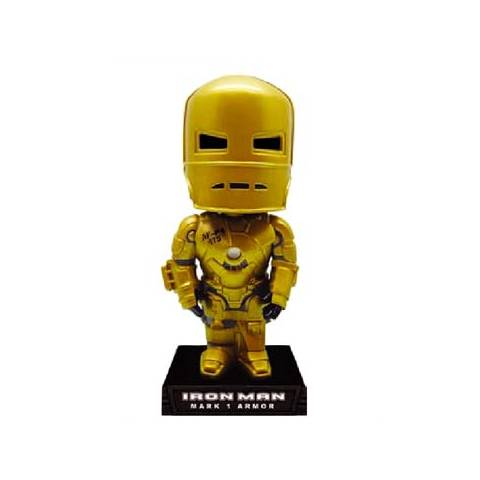 Marvel - Bobble Head - Iron Man Golden Armor
