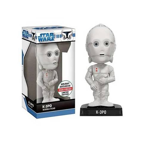 Star Wars - Bobble Head - K-3PO
