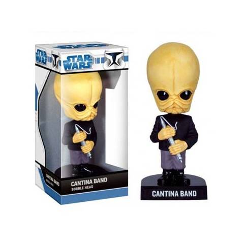 Star Wars - Bobble Head - Cantina Band