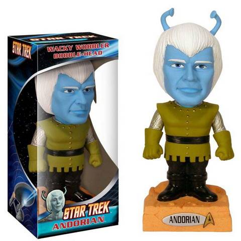 Star Trek - Bobble Head - Andorian