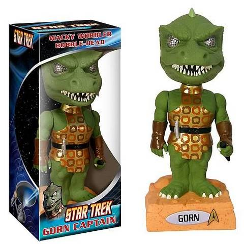 Star Trek - Bobble Head - Gorn Captain