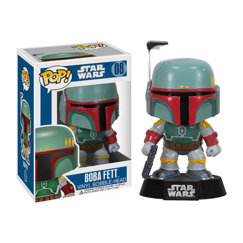 Pop! Star Wars Boba Fett