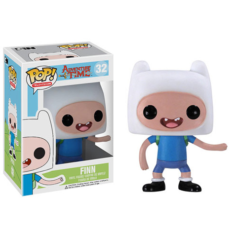 Pop! Adventure Time Finn