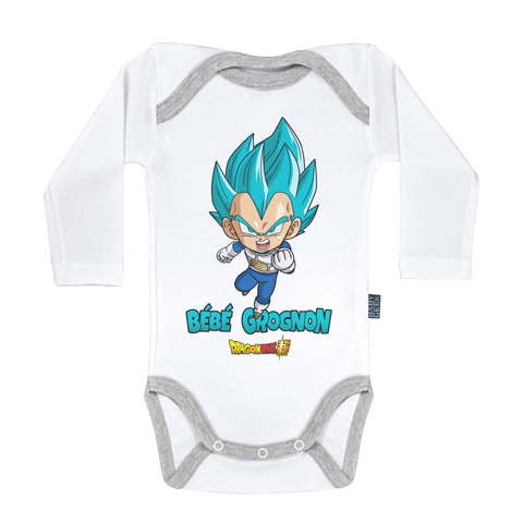 Bébé grognon - Vegeta - Dragon Ball Super
