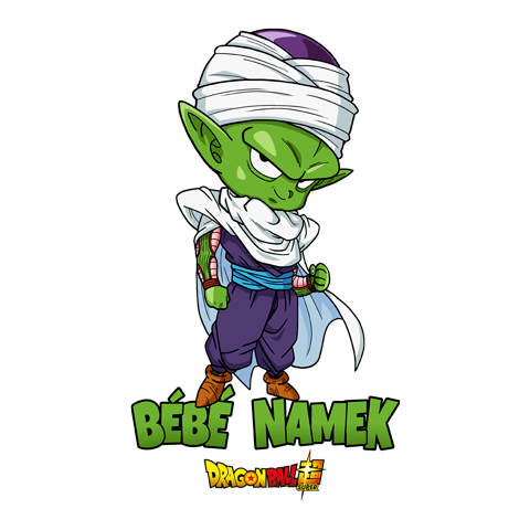 Bébé Namek - Piccolo - Dragon Ball Super