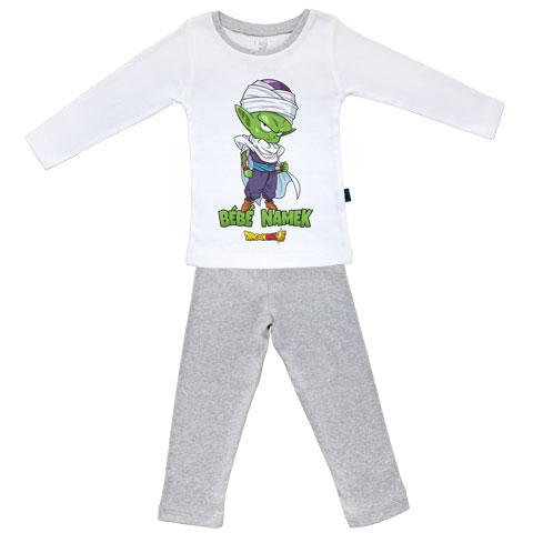 Bébé Namek - Piccolo - Dragon Ball Super - Pyjama Bébé manches longues