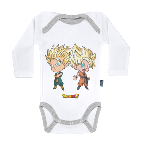 Goten et Trunks - Super Saiyan - Dragon Ball Super