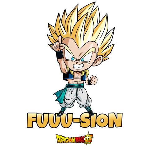 Fusion Gotenks - Super Saiyan - Dragon Ball Super