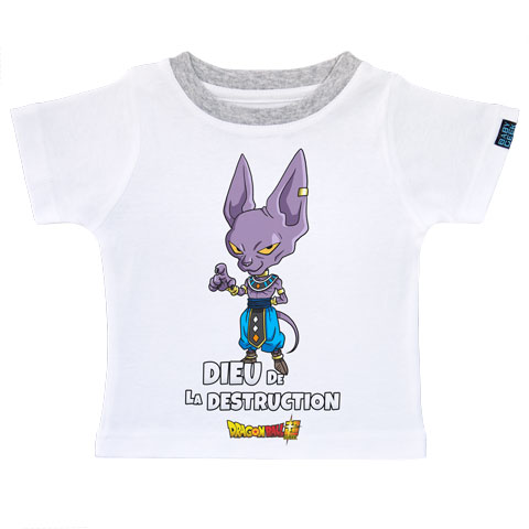 Dieu de la destruction - Beerus - Dragon Ball Super