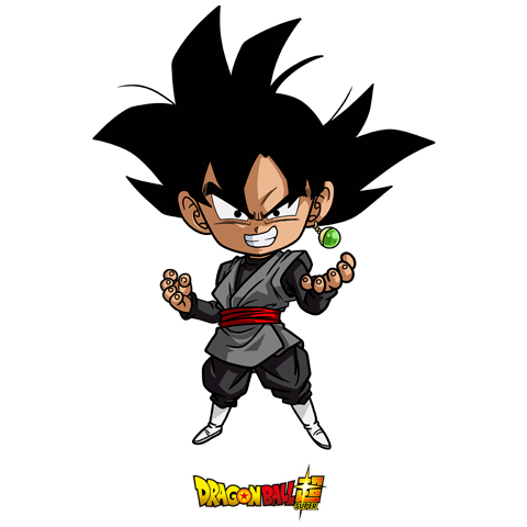 Black Goku - Dragon Ball Super