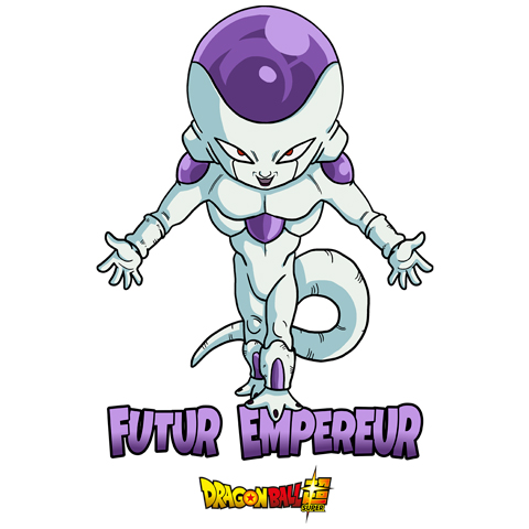 Futur empereur - Freezer - Dragon Ball Super