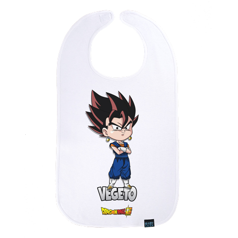 Vegeto - Dragon Ball Super - Maxi bavoir Bébé