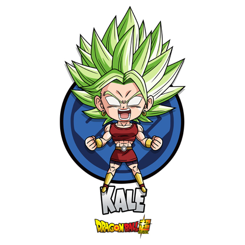 Kale - Dragon Ball Super