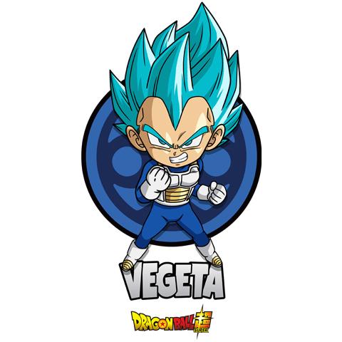 Vegeta - Dragon Ball Super