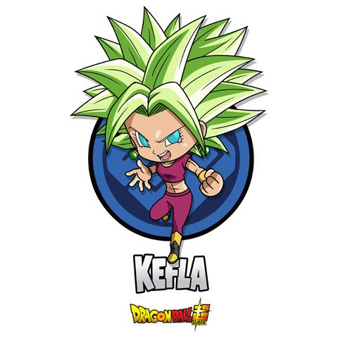 Kefla - Dragon Ball Super