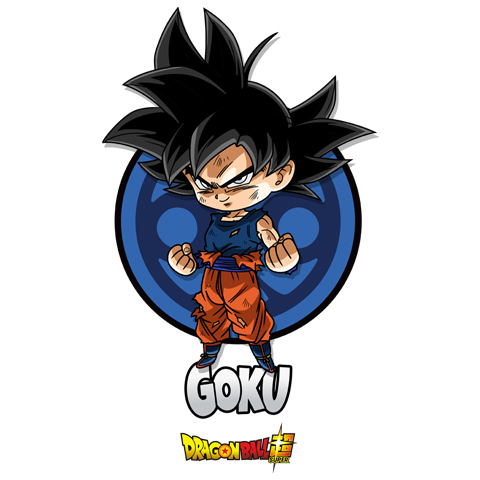 Goku - Dragon Ball Super