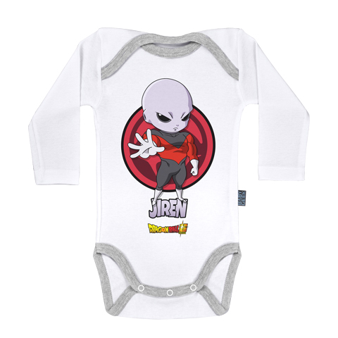 Jiren - Dragon Ball Super - Body Bébé manches longues