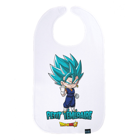 Petit téméraire - Vegeto - Dragon Ball Super