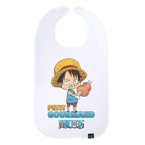 Petit gourmand - Luffy - One Piece