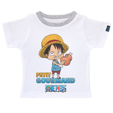 Petit gourmand - Luffy - One Piece