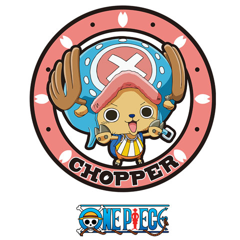 Emblème Chopper - One Piece