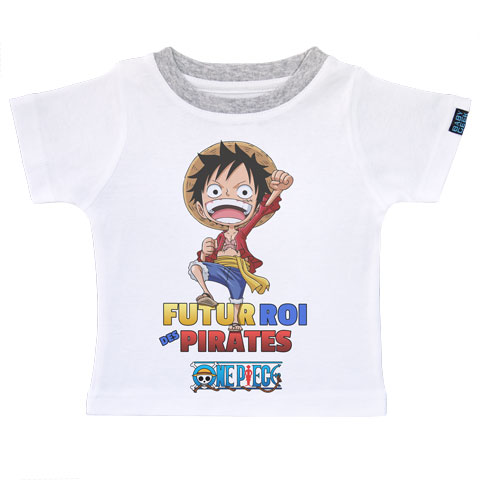 Futur roi des pirates - Luffy - One Piece