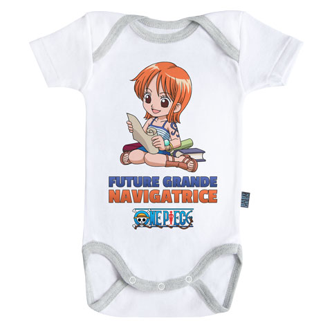 Future grande navigatrice - Nami - One Piece