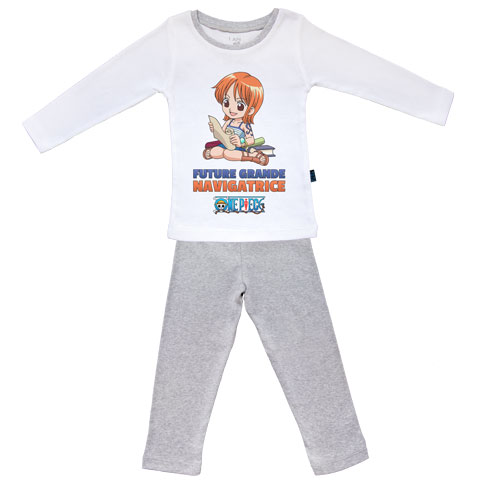 Future grande navigatrice - Nami - One Piece