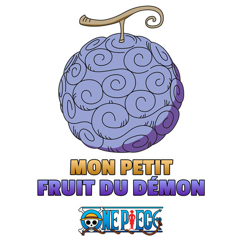 Mon petit fruit du demon - One Piece