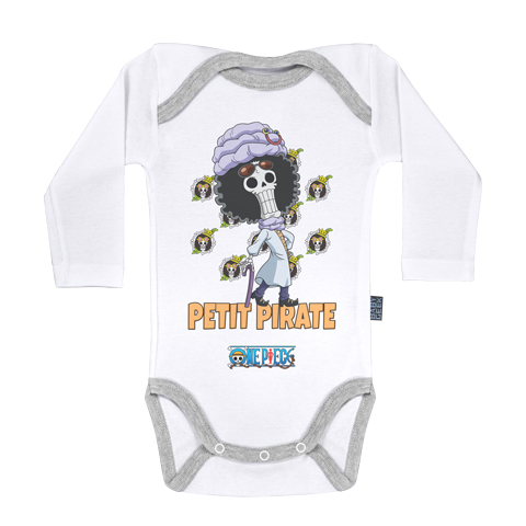Petit Pirate Brook - One Piece