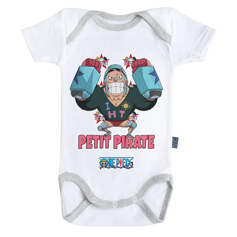 Petit Pirate Franky - One Piece