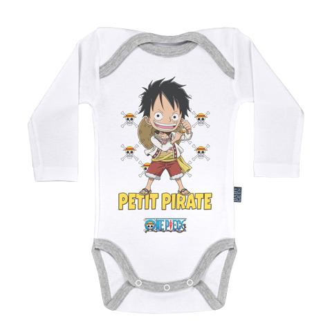 Petit Pirate Luffy - One Piece