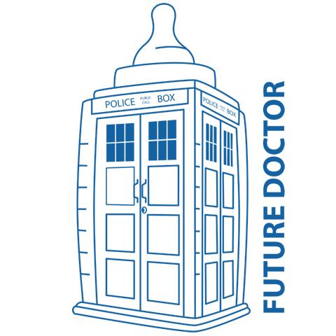 Future Doctor - Bleu