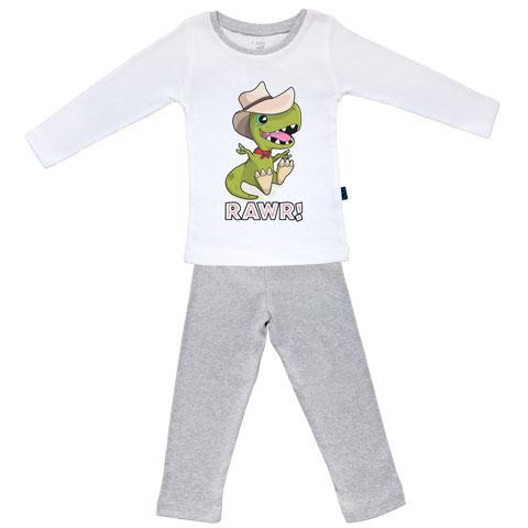 Jurassic baby dino
