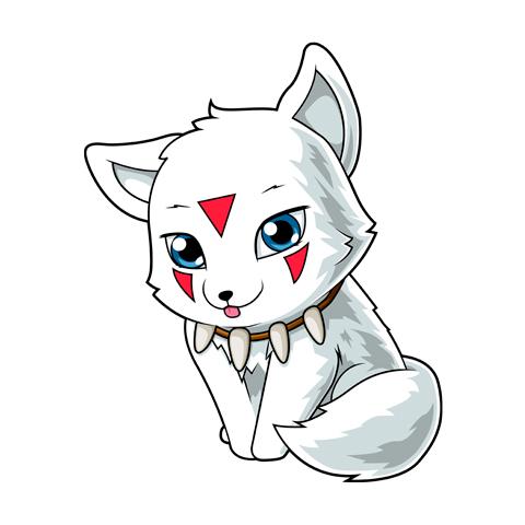 Princesse des loups