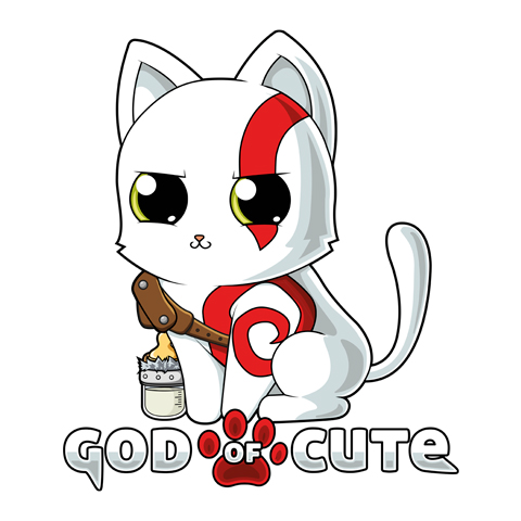 God of Cute
