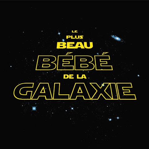Le plus beau bébé de la Galaxie