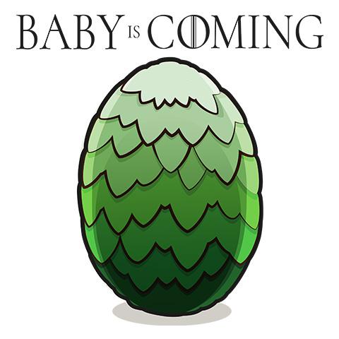 Baby is Coming -Vert