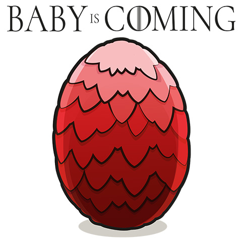Baby is Coming - Rouge